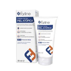 Crema Facial Piel Atópica 50 mL Farline