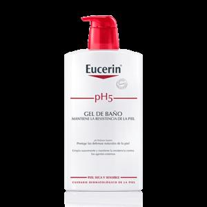 Eucerin pH5 Gel de baño Pack 1L + 1L