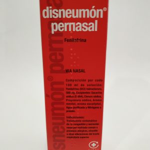 Disneumón pernasal 25 mL
