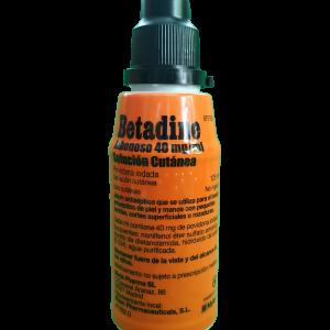 Betadine Jabonoso 40 mg/ml Solución Cutánea 125 mL