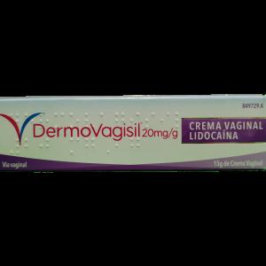 DermoVaigisil 20 mg/g 15 g
