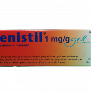 Fenistil 1 mg/g Gel 30 g