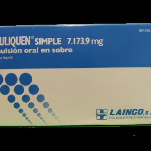 Emuliquen Simple 7.173,9 mg Emulsión oral 10 Sobres