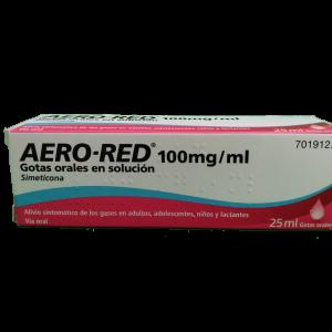 Aero-red 100 mg/mL Gotas orales 25 mL