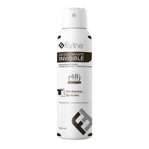 Desodorante Spray Invisible 150 mL Farline
