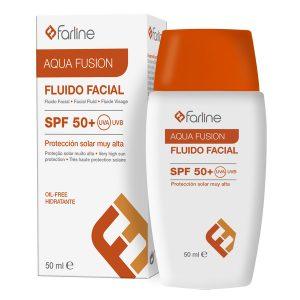 Fluido Facial Aqua Fusion SPF 50+ Farline