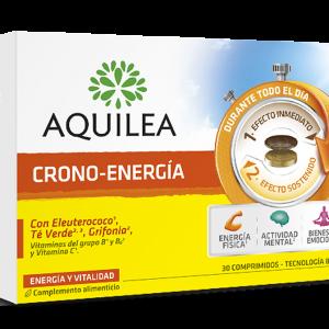 Aquilea Crono-Energía 30 comprimidos